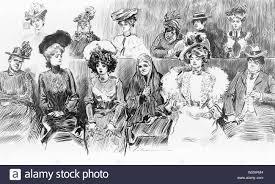 Dana Gibson Design Charles Dana Gibson 1902 Studies In Expression When Women
