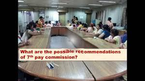 th pay commission news 7th pay commission news