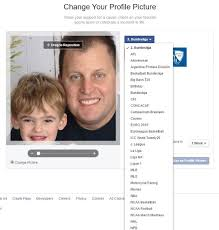 facebook seiten temporäre profilbilder in planung