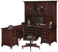 office desk solid wood. Simple Solid Wood Office Desk Elegant : 8329 Natural Cherry Fice Sound Hover Zoom Desks Sale Decor E