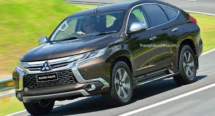 mitsubishi pajero 2018 model.  model mitsubishi pajero sport coupe renderings answer a question no one asked intended mitsubishi pajero 2018 model