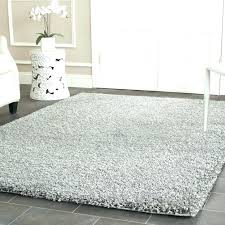 round 8 foot area rugs 6 ft rug kitchen grey cream by 10