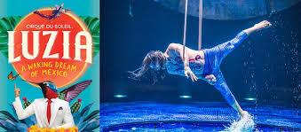 Cirque Du Soleil Luzia Citi Field Flushing Ny