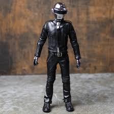 Medicom RAH Daft Punk Human After All Ver. 2.0 - Thomas Bangalter Figure  black