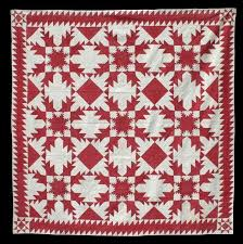 202 best Quilting - Red & White Quilts images on Pinterest | Quilt ... & Piecing the Past Quilts: Saturday at the Quilt Museum - Feathered Stars Adamdwight.com