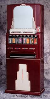 Old Candy Vending Machine Gorgeous 48 Rare Vintage Candy Gum Cigarette Vending Machines