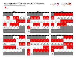 MASN announces 2015 Nationals broadcast ...
