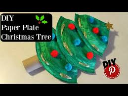 Paper Plate Layered Christmas Tree Craft  I Heart Crafty ThingsChristmas Paper Plate Crafts