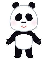 パンダのキャラクター 日本今日