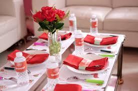 Indonesian Table Setting Table Setting At Keluarga De Milan For Sharp Indonesia By