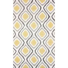 the most contemporary sunflower area rug household decor on nuloom handmade modern ikat trellis sunflower yellow