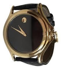 movado on up to 70% off at tradesy movado movado gold black men s watch