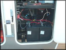 rv battery wiring color rv image wiring diagram raptor four 6 volt battery installation on rv battery wiring color