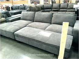 sectional sofa grey l shaped couch leather with chaise charcoal nailhead dark gray deep sof