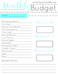 Monthly And Yearly Budget Template Monthly And Yearly Budget Spreadsheet Excel Template Free