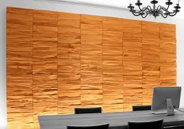 decorative wood panels for walls by klaus en split