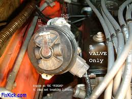 efi sensor theory here is my distributor in 8 valve 1 6l engine