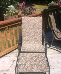 Winston Patio Chair Replacement Sling In IllinoisWinston Outdoor Furniture Repair
