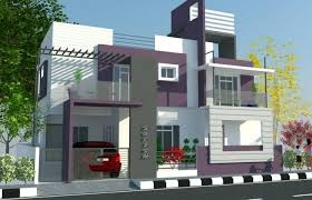 contemporary house plans medium size modern bungalow designs n home design small in india rural areas