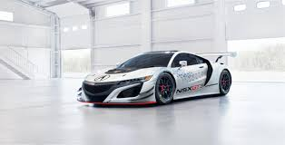Honda NSX GT3 announced - ditches hybrid tech and goes rear-wheel ...