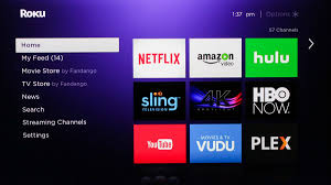 Fire Tv Comparison Chart Apple Tv Roku Fire Tv Chromecast And Android Tv All The