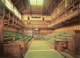 AD Classics Palace Of Westminster  Charles Barry  Augustus - Houses of parliament interior