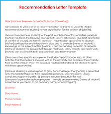 Letters Of Recommendation Templates For Teachers Teacher Recommendation Letter 20 Samples Fromats