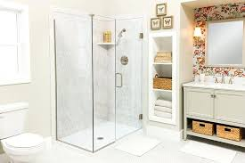 flexstone shower shower surround designs flexstone shower kit installation