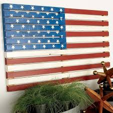 wood usa pallet wall decor rustic