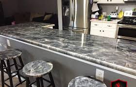 image of stone coat countertop