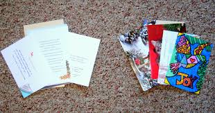 Double Impact Give Your Holiday Cards New Purpose And Benefit A