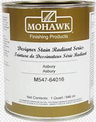 Mohawk Designer Series Stain Stain Mohawk Finish Designer Series Stains Russett Quart