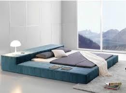 Opaq Contemporary Bed Frame - Modern bedroom furniture - modern ...