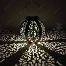 Buitenverlichting Zonne Energie Led Opknoping Zeshoekige Tuin Tuin