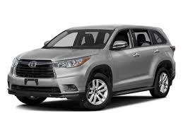 2016 Toyota Highlander Price, Trims, Options, Specs, Photos ...