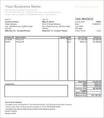 Free Invoice Online New Free Invoice Template Excel For Online Store Credit Bad Templates
