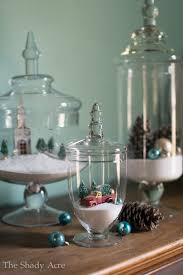 Apothecary Jars Christmas Decorations Apothecary Jars Ornaments And Baking Powder Christmas Winter 17