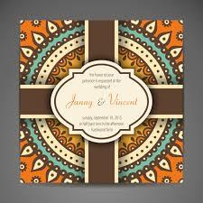 elegant indian wedding card vector free download Indian Wedding Card Free Vector elegant indian wedding card free vector indian wedding card design vector free download
