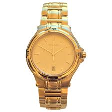 gold gold plated gucci watch vestiaire collective gucci mens watch