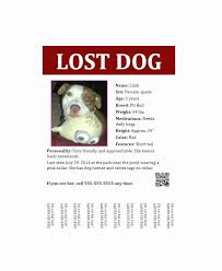 Dog Flyer Template Free Lost Dog Flyer Template Lovely Pet Flyer Templates Free Pet Sitting