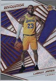 No matter the autograph card, collectors should plan to start. 10 Card Lot Lebron James Panini Revolution Prizm 40 First Lakers Card Ebay