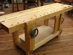 Customized Roubo Workbench  Heritage School Of Woodworking BlogRoubo Woodworking Bench