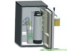 kegerator build mini fridge build err build your own mini fridge kegerator build reddit