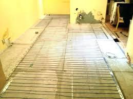 diy heated floor heated bathroom floor warm tile floor interior home design in heated bathroom cost diy heated floor