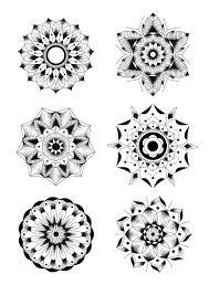 Blake Gordon Mandala Tattoo Tattoos Mandala Flower Tattoos A