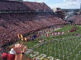 Williams Brice Seating Chart Williams Brice Stadium Section 906 Row 4 Seat 16 Home Of