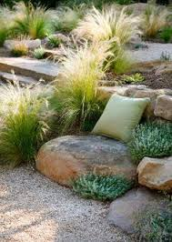 office landscaping ideas. Stone Seat Office Landscaping Ideas H