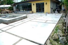 square concrete paver patio. Large Cement Pavers Backyard Concrete Paver Update How To Make Square . Patio