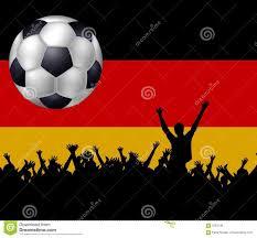 Squadra di calcio Germania illustrazione di stock. Illustrazione di euro -  5363136