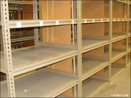 great industrial metal rack used industrial metal shelving steel shelving